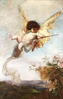 306px-Julius_Kronberg_-_Bågskjutande_amorin Cupid begleicet das Erfolgsprogramm